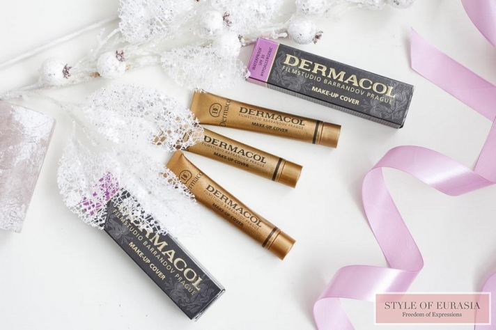Dermacol Make-Up Cover enters Top 100 cosmetic products