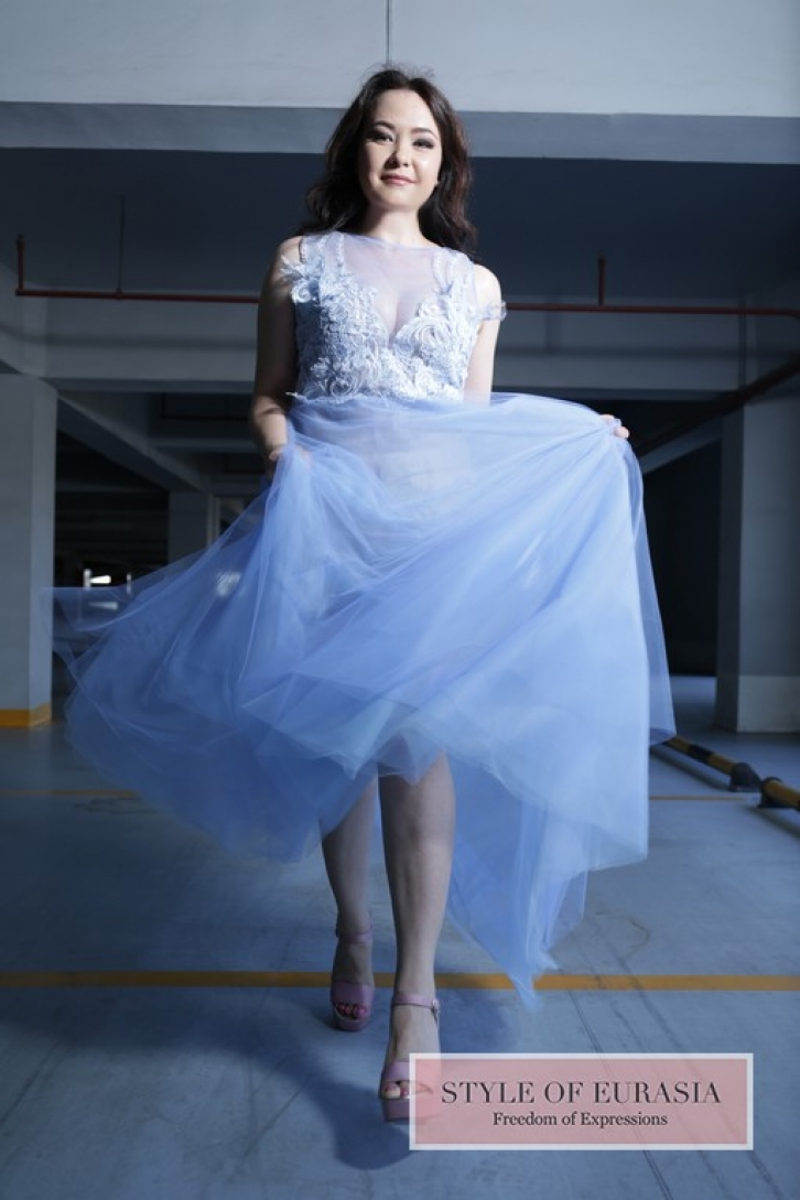 Perfect dress for modern Cinderella