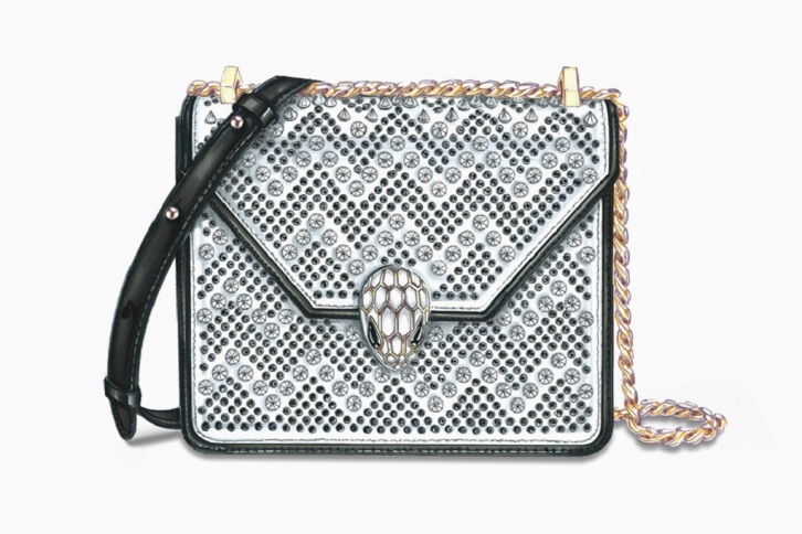 NEWS: Fashion house Bvlgari created the new model of classic bags