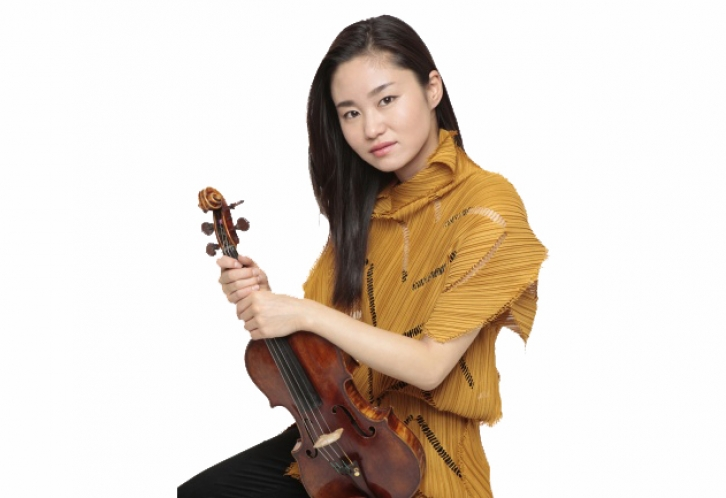 NEWS: November 4, Japanese violinist Sayaka Shoji will perform in the Great Hall of the Almaty Conservatory