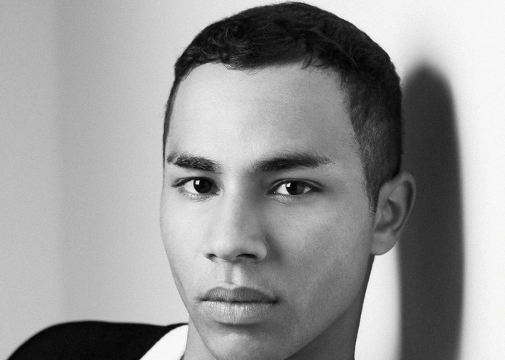 NEWS: Olivier Rousteing is collaborating with Nike