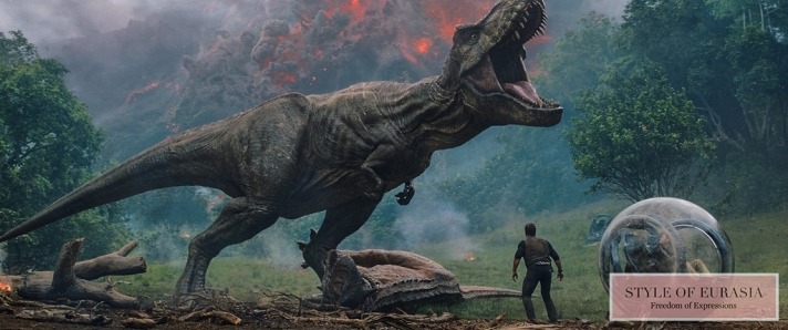 The pre-premiere of «Jurassic World: Fallen Kingdom»