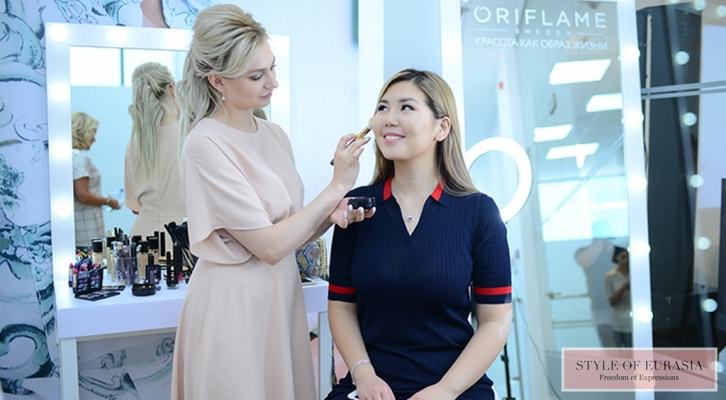 Opening of the Oriflame Conceptual Center