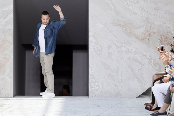 NEWS: Kim Jones leaves Louis Vuitton
