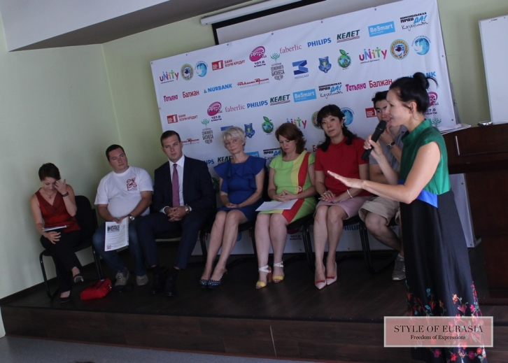 The press conference dedicated to «Unity Family Fest 2016»