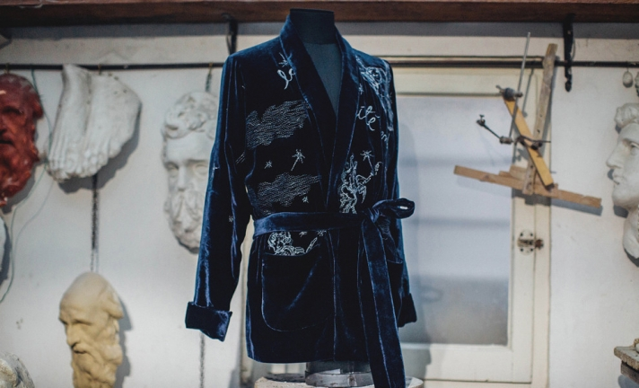 NEWS: Robert Cavalli is the son of Roberto Cavalli now produces collections under his own brand