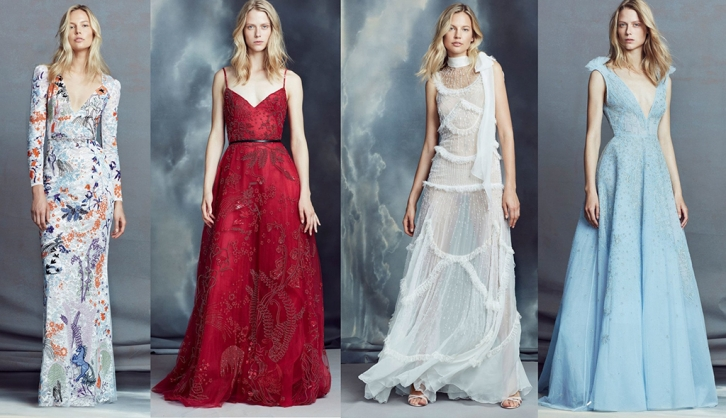 NEWS: Luxury again in the collection Resort 2018 from Zuhair Murad
