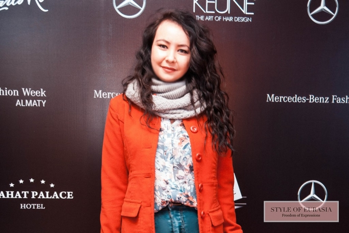 Mercedes-Benz Fashion Week Almaty 3 Day (spring-summer 2017)