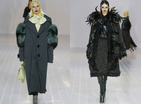 NEWS: Lady Gaga and Kendall Jenner took part in Marc Jacobs' New York Fashion Week Show