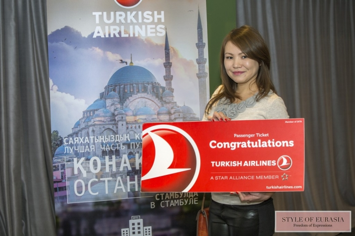 Press Brunch with Turkish Airlines