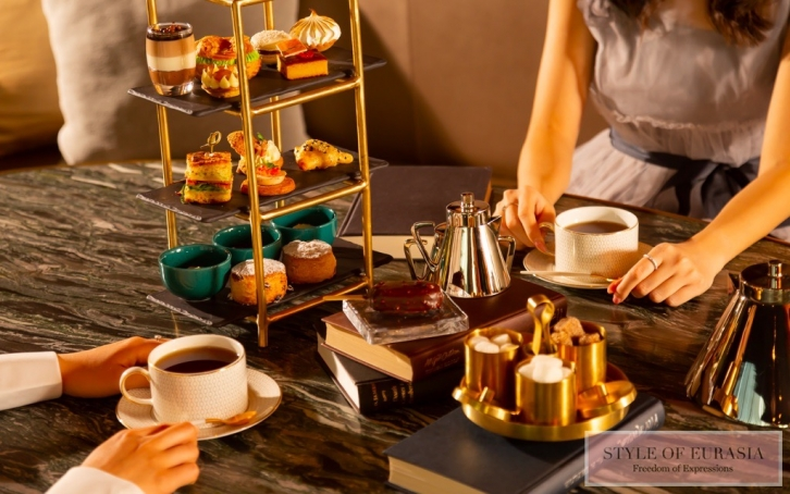 The Perfect Valentine's Day at The Ritz-Carlton, Astana