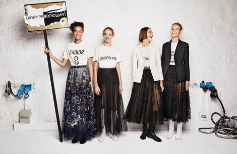 NEWS: To the first collection of Maria Grazia Chiuri House of Dior has dedicated the documentary