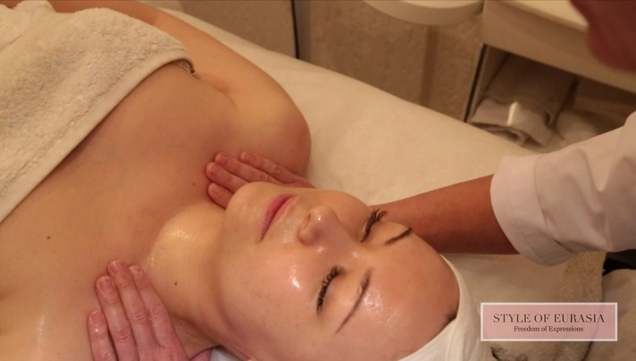 The master class «Plastic facial massage»