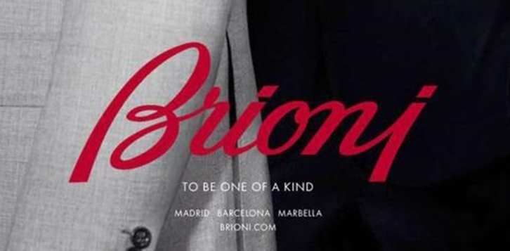 NEWS: Has been appointed the new creative director of Brioni