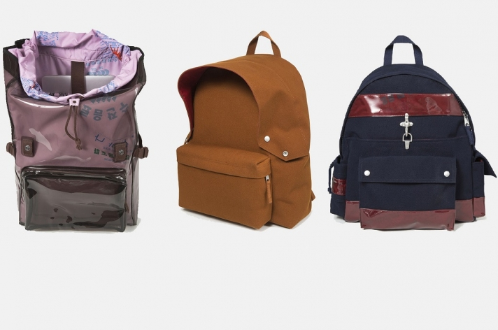 NEWS: Backpacks from Raf Simons for Eastpak are dedicated to the film «Blade Runner»