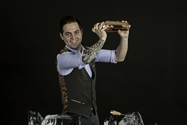 NEWS: From February 6-8, Hotel Arts Barcelona's main bartender, Diego Baud, will visit The Ritz-Carlton, Astana