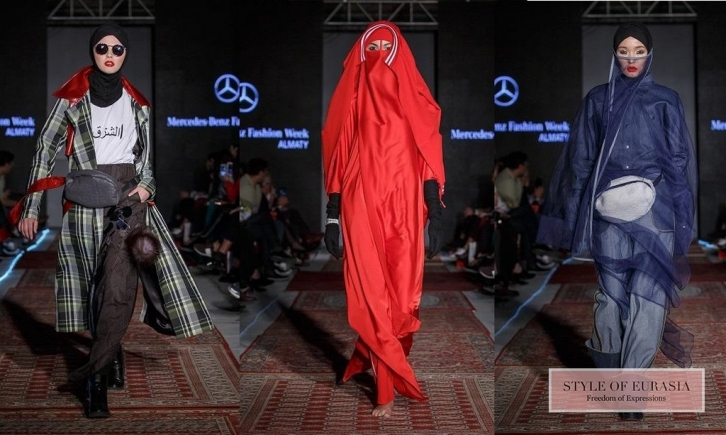 Mercedes-Benz Fashion Week Almaty SS'18