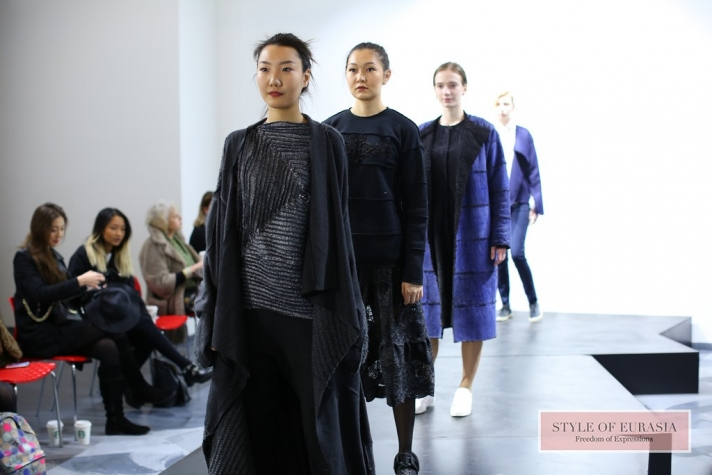Triumphant return of Kazakhstani designers from Italy