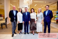 Products of Kazakhstan designers will be presented with foreign luxury brands