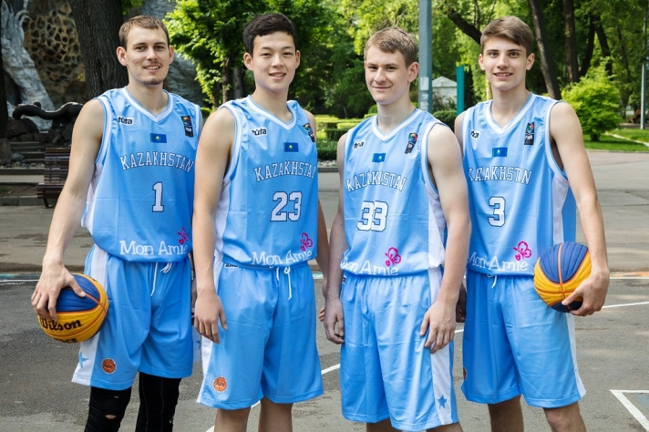 NEWS: Kazakhstani teams will participate in the Asian Cup and the World Cup in street basketbal