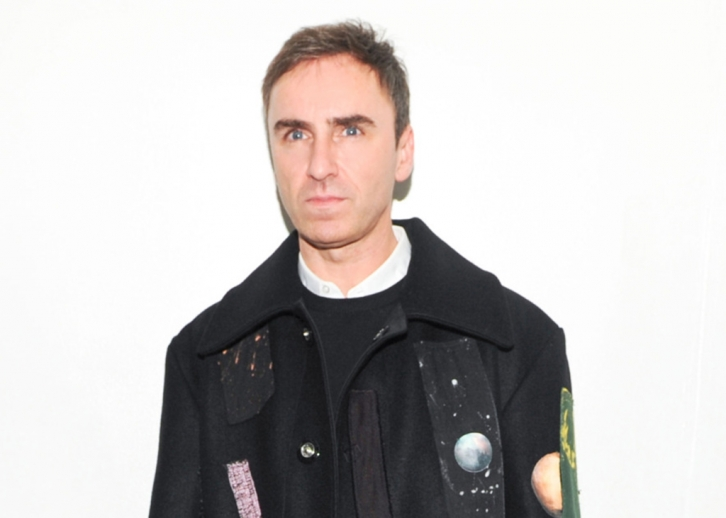 NEWS: Raf Simons is now the creative director of Calvin Klein