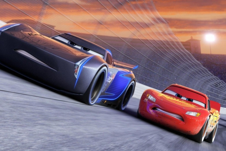 The pre-premiere of «Cars 3»