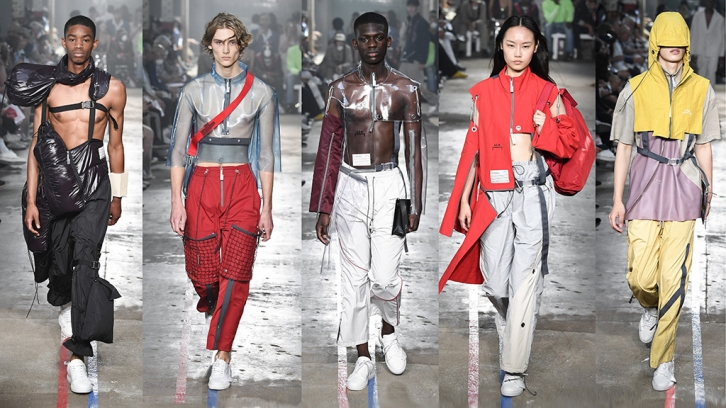 NEWS: Samuel Ross's Incredible Show at Fashion Week in London