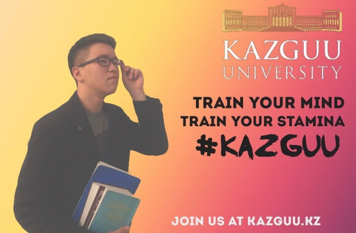 NEWS: Train your mind, train your stamina - join us at KazGUU