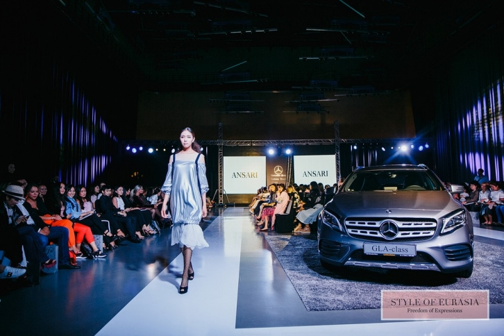 Mercedes-Benz Fashion Week Astana