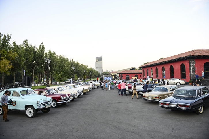 NEWS: In Almaty will be held Villa Retro Car III
