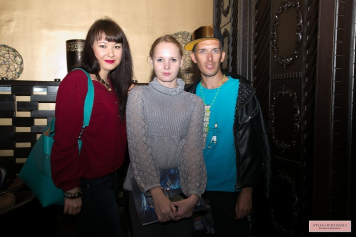 On the eve of Kazakhstan Fashion Week