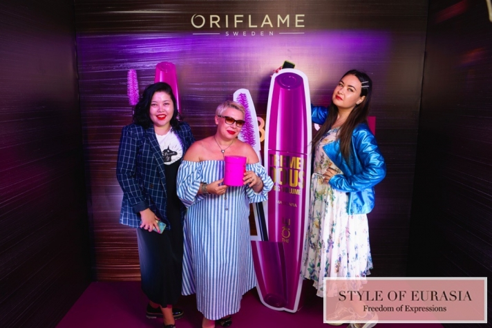 Cosmo x Oriflame Beauty Day