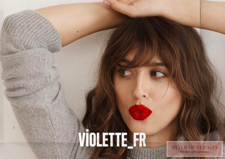 Renowned makeup artist Violette Serrat now launches cosmetics under her beauty brand