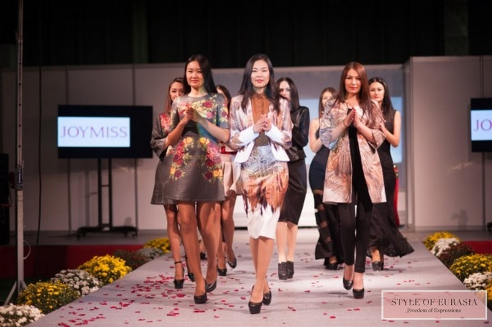 The XXIII International Fashion Exhibition Central Asia Fashion Spring 2019 opens new horizons for the development of the fashion market in Central Asia