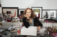 NEWS: Diana von Furstenberg will offer an online class exclusively with MasterClass