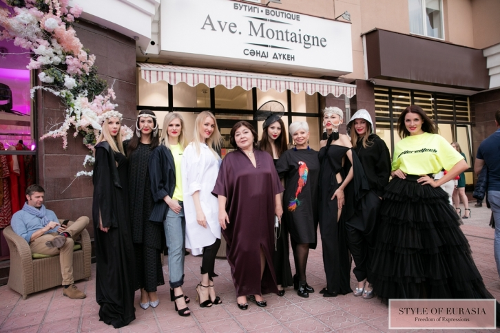 NEWS: On April 13 the cocktail was held on the occasion of the 13th birthday of the fashion boutique Ave. Montaigne by COMMODE