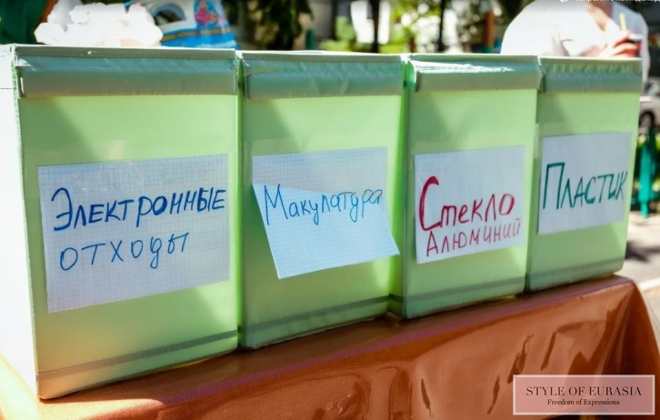 On May 29, the contest «The best janitor of Almaty-2019» started