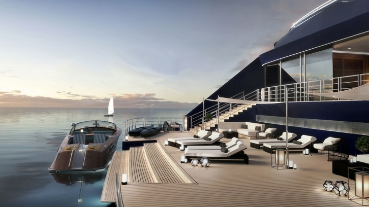 NEWS: The world's first luxury hotel brand now offers an exclusive holiday on a yacht