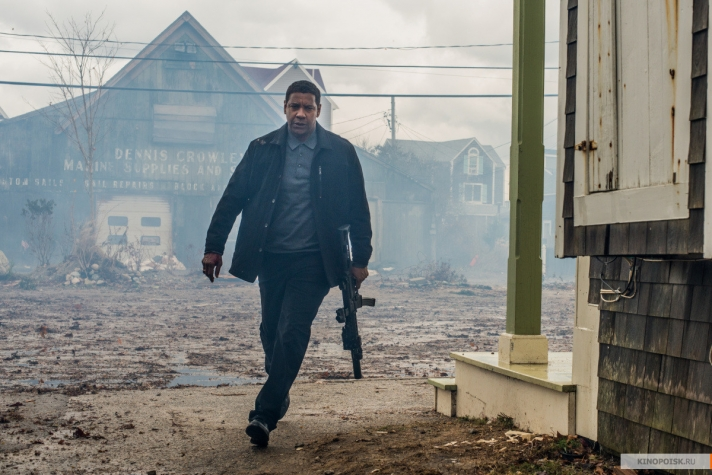 NEWS: In cinemas started the film «The Equalizer 2»
