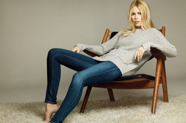 NEWS: Claudia Schiffer has created the collection for Tse