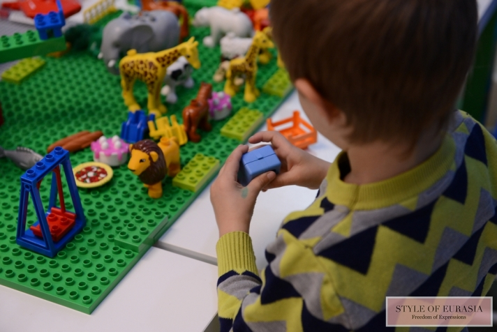 LEGO Education Afterschool Programs held an open lesson «Harmonious development of the child's personality» in Almaty