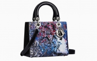 NEWS: Lady Dior handbags were painted by 9 artists and 1 poet
