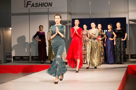 NEWS: From 10 to 12 March in Almaty will be held XVII International Exhibition Central Asia Fashion Spring 2016
