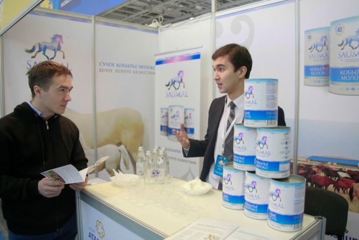 NEWS: Chinese consumers appreciated the Kazakhstani products