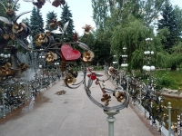 Wish list: the most romantic places in Almaty