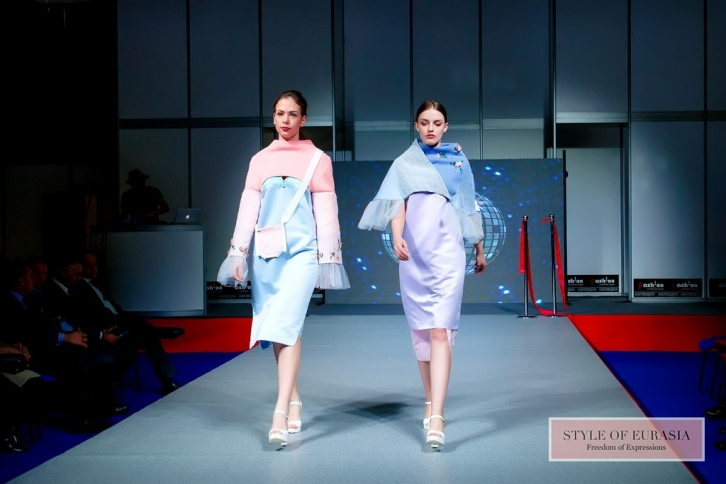 XIX International Fashion Exhibition Central Asia Fashion Spring 2017