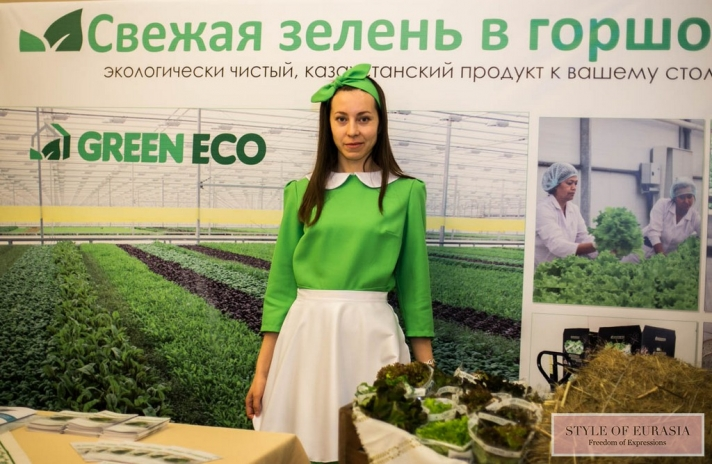 The issues of healthy nutrition discussed with the Speaker of the Forum of big deals «Eximbigdeals»
