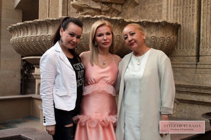 Birthday of Jamilya Serkebaeva