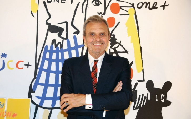 NEWS: New artistic director Benetton is flamboyant Jean-Charles de Castelbajac