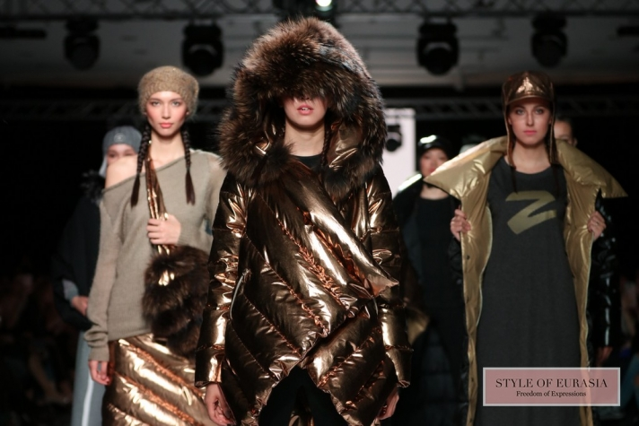 Kazakhstan Fashion Week Astana Autumn/Winter 2017-2018, 3 Day
